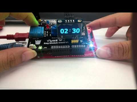 smart watch using the SNTP