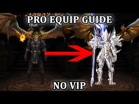 MU Origin PRO Equip Guide NO VIP 2017 HD
