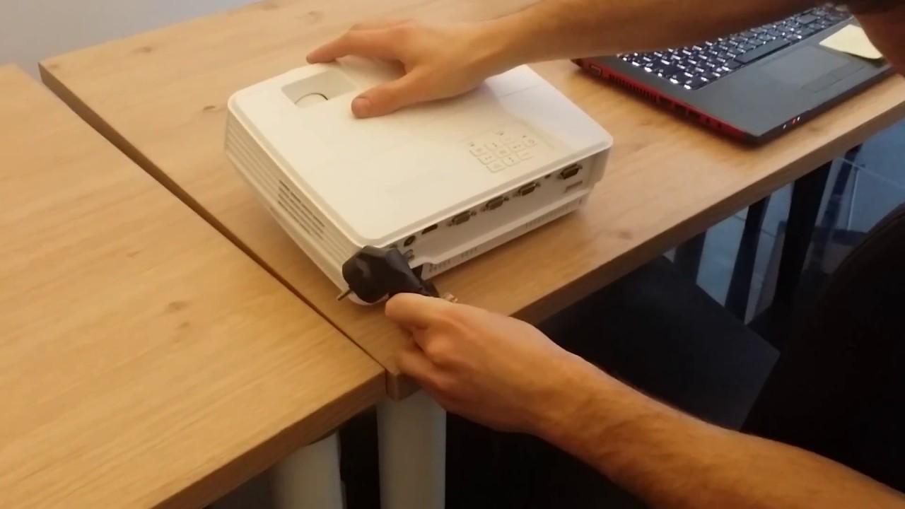 iPhone podłącz do projektora