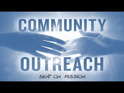 September 18, 2016 Community Outreach Sent On Mission