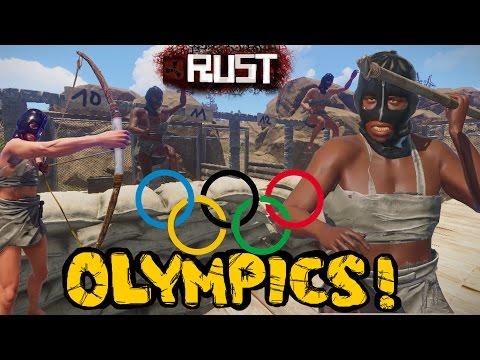 Rust! OLYMPIC GAMES! thumbnail