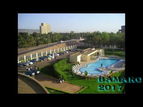 Bamako une ville moderne en  2017