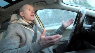 Volvo'dan kendi kendini kullanan araba