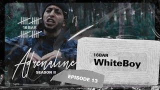 أدرينالين Official clip || بار 16 || الرابر White Boy
