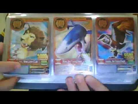 Updated animal kaiser card collection(9/9/2011) Galleon ...