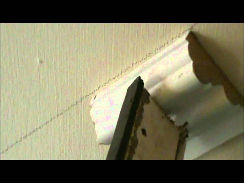 Charming Chair Rail Scarf Joint Part - 5: Dado Rail Dodge - YouTube