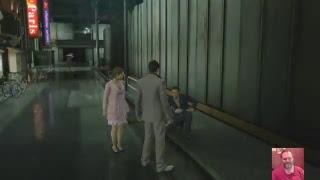 YAKUZA ps4 slim gameplay live stream pt4