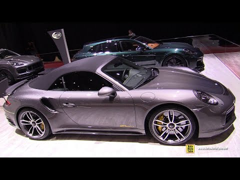2019 Porsche 911 Turbo S GT Sport by TechArt - Walkaround - 2019 Geneva Motor Show