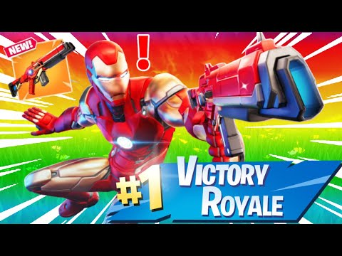 Stark loot *ONLY* in fortnite (very hard)