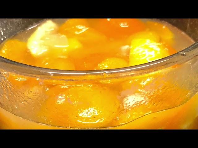 Kumquat Kompott - LowCarb für Diabetes und Krebs - Dr. Retzek's Foodblog