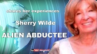 ALIEN ABDUCTION: Sherry Wilde Implants Exposes Greys Mothership Night Fright Show / Brent Holland