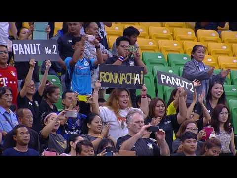 ไฮไลท์ฟุตซอล ยู20 ชิงแชมป์เอเชีย 2017 ไทย 10-0 บรูไน