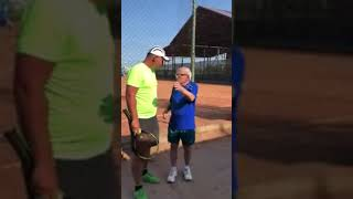 Большой теннис продлевает жизнь... +20-50л! Вот факты)