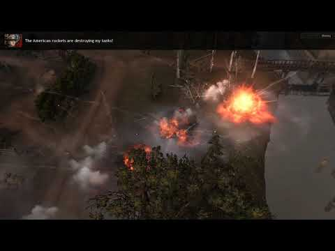 Company of Heroes is a hard game for my brain |