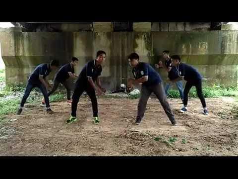 Heksa Dance crew SMANENA