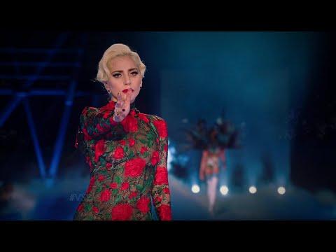 Lady Gaga Live at the 2016 Victoria Secret Fashion Show (4K)