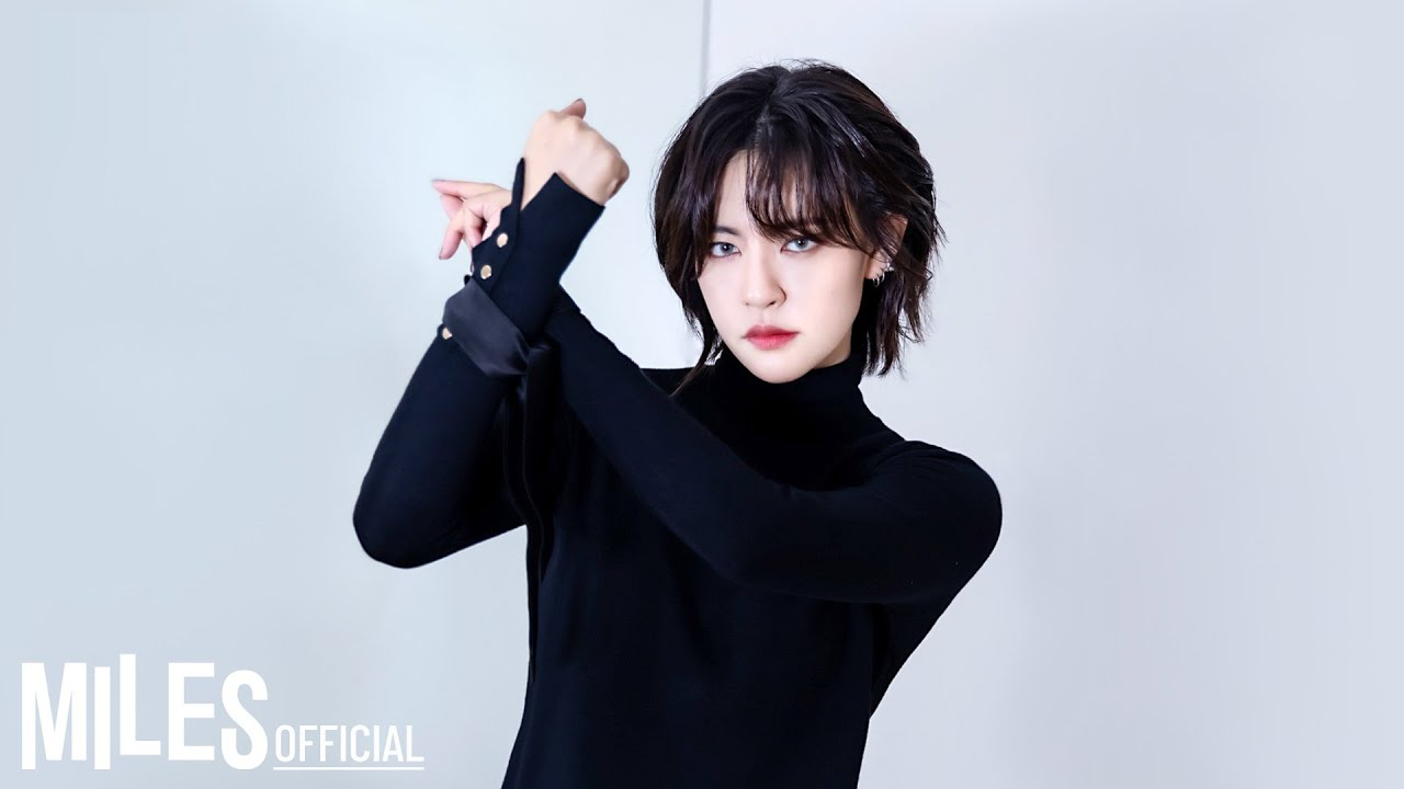GWSN_NOW] 'Criminal' Choreography Cover by Miya of Girls in the Park -  YouTube