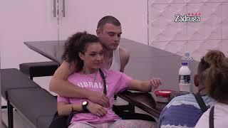 Zadruga 4 - Vuk napao Paulu zbog Nadežde, sve joj sasuo u lice, nastao haos  - 26.10.2020.