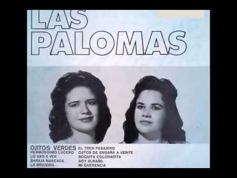 Sol con paseo de algunas nubes y temperaturas de otoño. ¡Viva México! y ¡Viva las Palomas!...Hoy nos hablan del hermosísimo lucero las hermanas que formaron el dueto Las Palomas.
