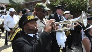 Uncle Lionel Baptiste Jazz Funeral