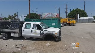 Goldstein Investigation: Sanitation Worker Who Crashed Truck In DUI Still On The Job