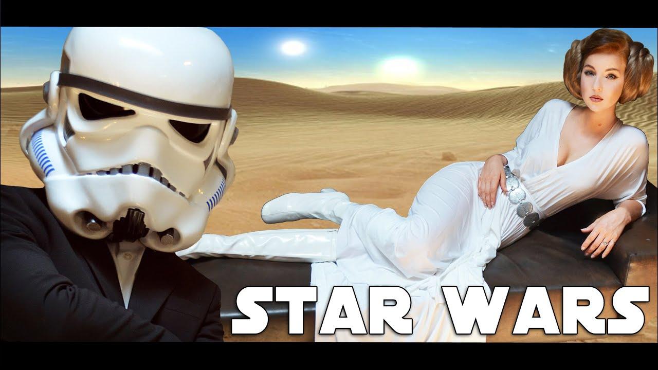 parodie star wars musique