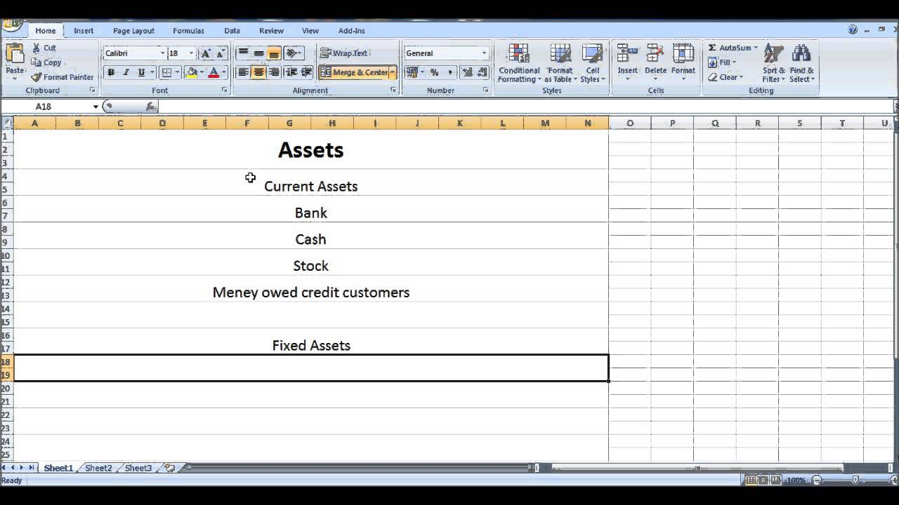 Free online bookkeeping course 4 what is a fixed asset what is free online bookkeeping course 4 what is a fixed asset what is a current asset baditri Gallery