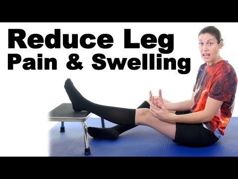 5 Easy Ways to Reduce Leg Pain & Swelling Ask Doctor Jo