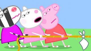 Peppa Pig Official Channel | Peppa Pig 's Fun Time at Sports Day!