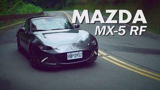 MAZDA MX-5RF 硬頂風潮來襲 試駕- 廖怡塵【全民瘋車Bar】58