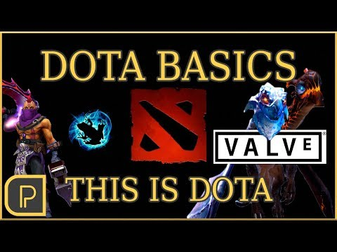 Dota Basics Episode 1: This is Dota