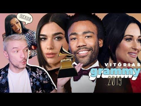 ANALISANDO VENCEDORES DO GRAMMY 2019