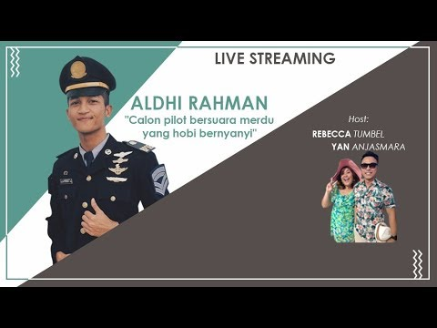 Mengenal Aldhi Rahman, Calon Pilot Bersuara Merdu