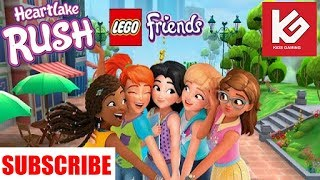 LEGO Friends Heartlake Rush Lego Friends Games Play