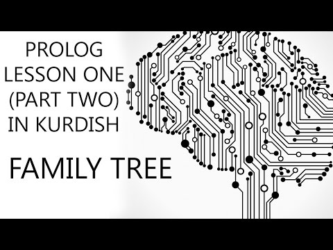 Prolog - First Lesson (Family Tree) in kurdish Part 2