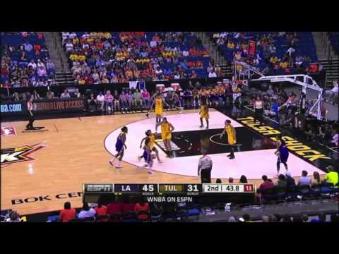 Candace Parker Highlights