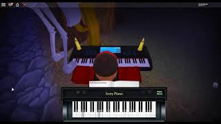 Bohemian Rhapsody - A Night at the Opera de: Queen on a ROBLOX piano. [Revamped]