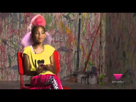 Willow Smith - Official Behind The Scenes of Whip My Hair