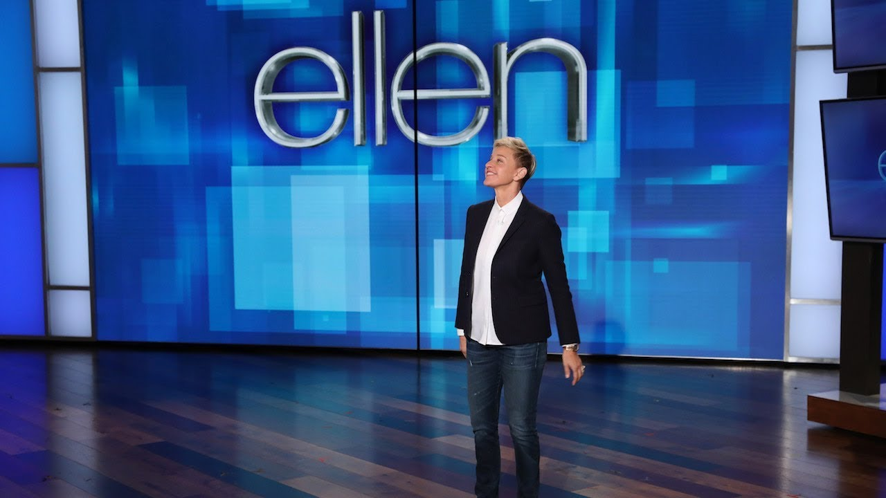 Ellen Celebrates International Men's Day with Hollywood's Hottest Men