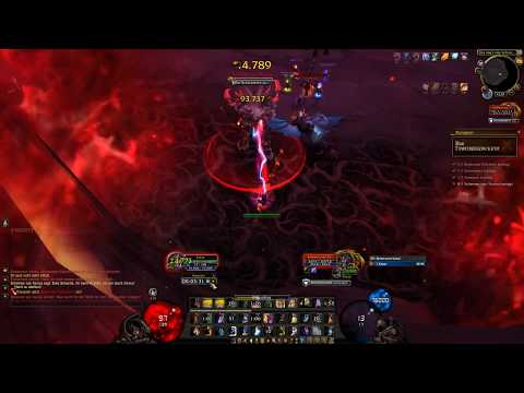 879 ilvl 101 Twink - Fastest DhT Solo ever - Darkheart Thicket in 3:34!