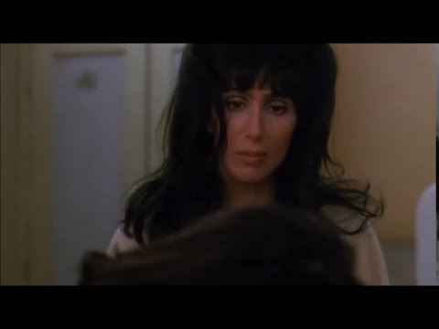 "Cher and Winona Ryder Fight Scene in ""Mermaids"""