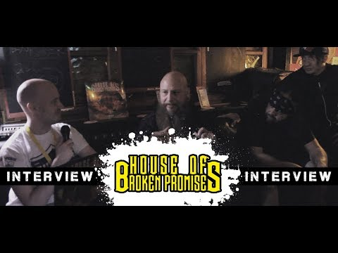 House Of Broken Promises | Interview | Twisted | Using The Useless | Cologne | Limes
