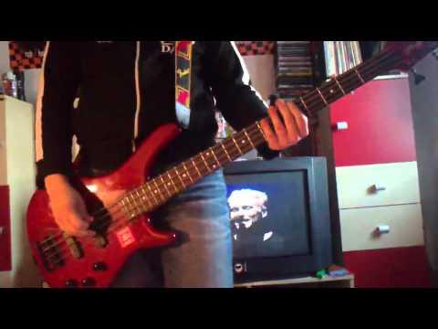 Die Ärzte - Unrockbar live (Basscover)