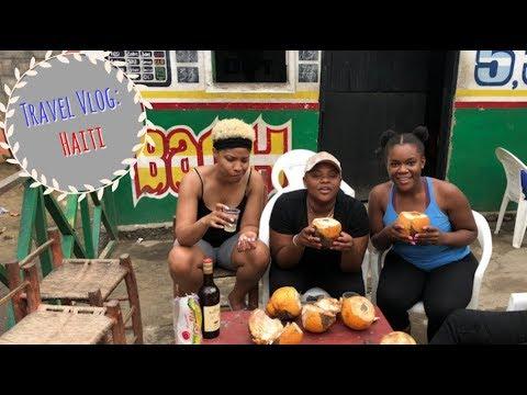 TRAVEL VLOG| Adventures in HAITI |_ItsGillyy