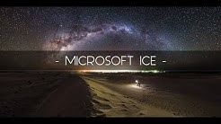 Microsoft ICE Tutorial