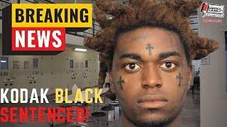 BREAKING: Kodak Black Just Got SENTENCED!!