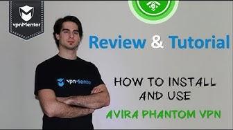 🥇 Avira VPN Review & Tutorial ⭐⭐⭐