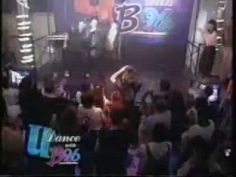 Freestyle Legend Cynthia on Chicago's U-Dance - mid 1990's