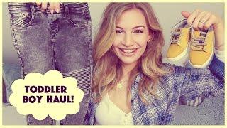 Spring Clothing Haul! | Toddler Boy