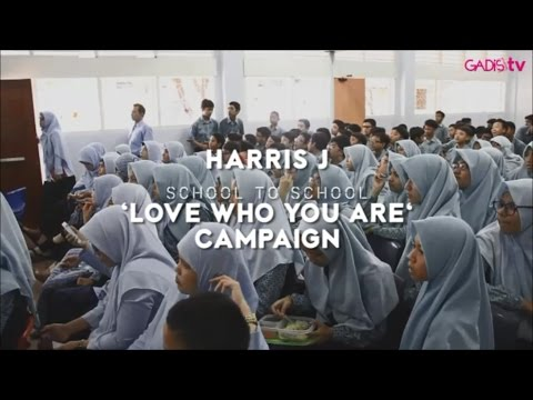 Harris J  Love Who You Are Campaign